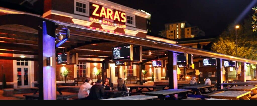 Zara's Bar & Nightclub Birmingham